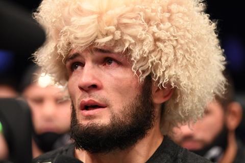 Khabib bi loai khoi top 5 vo si MMA hay nhat lich su hinh anh