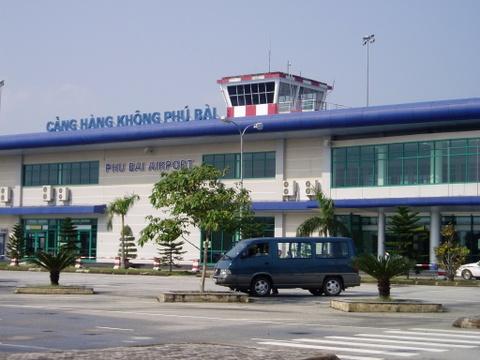 San bay Phu Bai hoat dong tro lai hinh anh