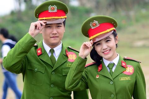 Thanh lap hoc vien Chinh tri Cong an Nhan dan hinh anh