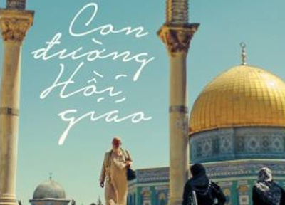 Trailer gioi thieu sach 'Con duong Hoi giao' cua tac gia Nguyen Phuong Mai hinh anh