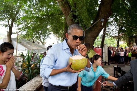 Phut doi thuong cua Obama trong 365 ngay cuoi tai Nha Trang hinh anh 4