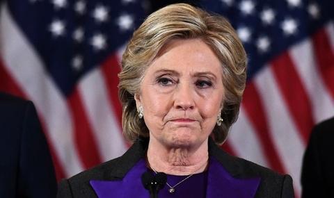 Ba Clinton se tu bo chinh truong hinh anh