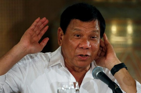 De phong Trung Quoc, Philippines xay cong trinh o vung bien phia dong hinh anh