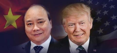 Thu tuong Nguyen Xuan Phuc se gap TT Donald Trump o Nha Trang hinh anh 1
