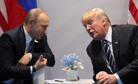 Trump va Putin bi mat gap lan hai ben le hoi nghi G20 hinh anh