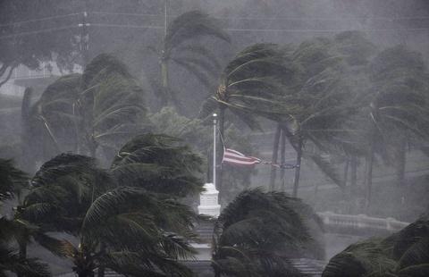'Quai vat' Irma trut cuong no cuc dai len Florida hinh anh 16