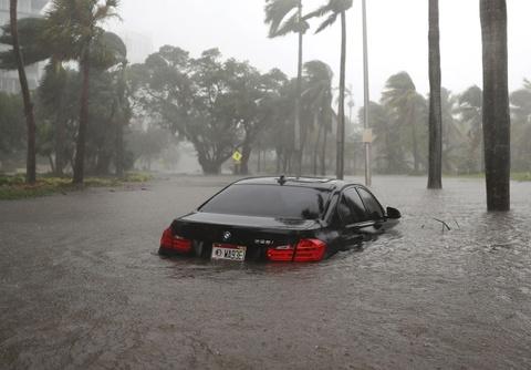 'Quai vat' Irma trut cuong no cuc dai len Florida hinh anh 12
