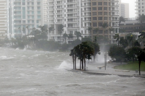 'Quai vat' Irma trut cuong no cuc dai len Florida hinh anh 8