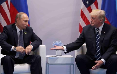 Tong thong Trump va Putin se khong gap chinh thuc tai Da Nang hinh anh