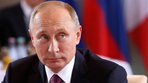 Dang cam quyen Nga ung ho ong Putin tai tranh cu tong thong hinh anh