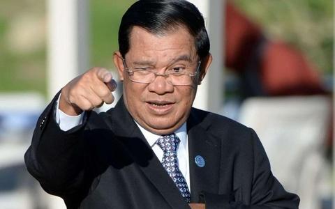 Ong Hun Sen tuyen bo lanh dao Campuchia them it nhat 10 nam hinh anh