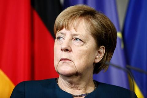 Thach thuc hau bau cu cua ba Merkel hinh anh