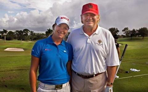 An gian: Bi quyet de Trump thanh 'tay golf gioi nhat the gioi' hinh anh