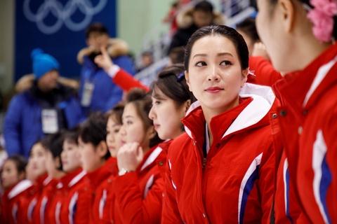 Lo dao tau, Trieu Tien giam sat phai doan Olympics 24/7 hinh anh 1