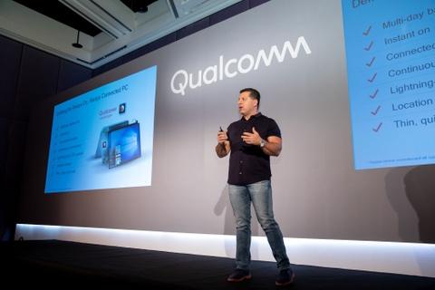 May tinh Windows 10 dung chip Snapdragon 850 ra mat cuoi nam nay hinh anh