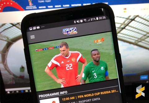 World Cup 2018 pha ky luc ve luot xem truc tuyen cua FIFA hinh anh
