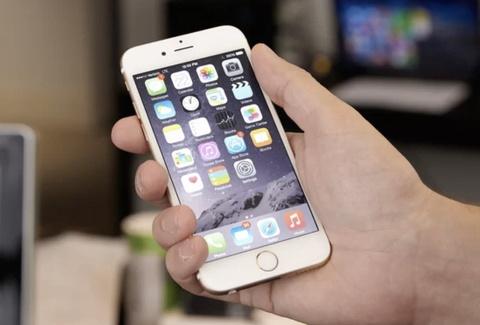 iPhone 6 xach tay Nhat Ban gia duoi 3 trieu dong tran ve VN hinh anh