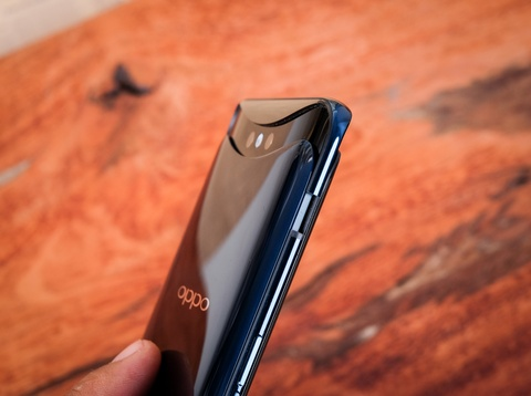 Danh gia Oppo Find X - tham vong chua tron ven hinh anh 6