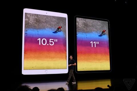iPad Pro, MacBook Air moi ra mat - nhieu nang cap, gia cao hinh anh