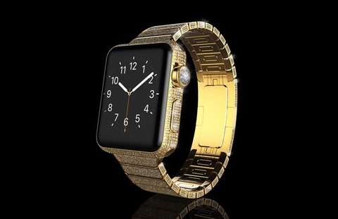 Day la chiec Apple Watch dat nhat the gioi hinh anh