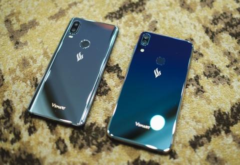 Active 1 và Active 1+: Smartphone tầm trung Vsmart giá từ 5 triệu đồng