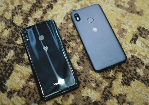 Chi tiết 2 smartphone phổ thông của Vsmart giá từ 2,5 triệu đồng