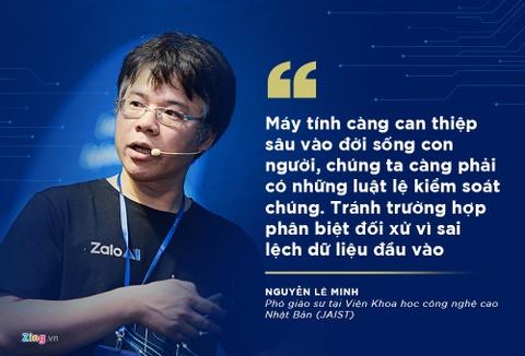 Huong di nao cho ung dung cong nghe AI o Viet Nam? hinh anh 12