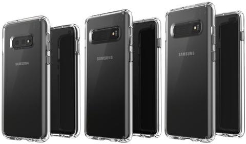 Bộ ba Galaxy S10 lộ diện