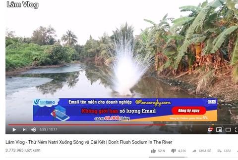YouTube 'nuoi' kenh ban nho dong tien tu doanh nghiep Viet Nam hinh anh 5