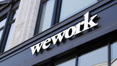 Thang sau, 'tham hoa startup' WeWork co the het sach tien hinh anh