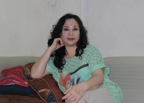 Dien vien Thanh Quy: Song voi Thanh Chuong nhu hon me sau hinh anh