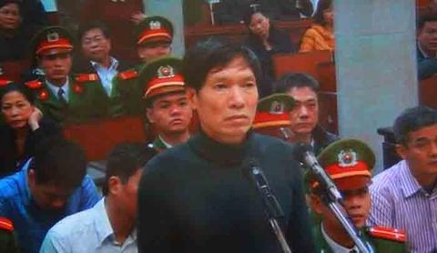 Cuu pho giam doc cong an Hai Phong bi de nghi 18 - 20 nam tu hinh anh