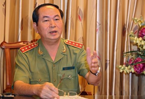 Bo truong Cong an: Khoe va sach moi chong duoc toi pham hinh anh