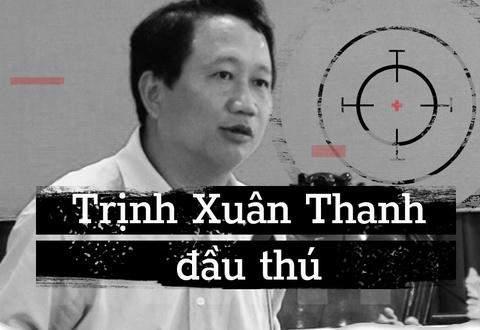 Hon 300 ngay tron truy na va nut that trong vu Trinh Xuan Thanh hinh anh
