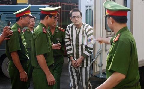 Nguyen Duc Nghia da bi thi hanh an tu hinh hinh anh
