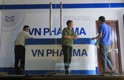 Cong ty VN Pharma buon thuoc chua ung thu kem chat luong hinh anh