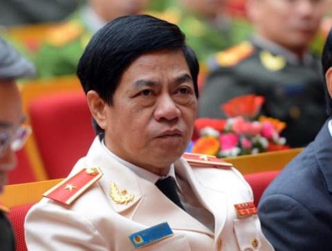 Tro ly Bo truong Tran Dai Quang lam Giam doc Cong an Ha Noi hinh anh