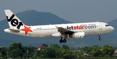 Nhan vien Jetstar trom 8.000 lit dau may bay hinh anh