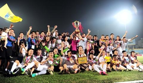 Ha Noi T&T dang quang nghet tho V.League 2016 hinh anh 11