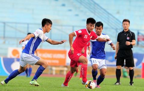 Tuyen thu U20 Viet Nam chan thuong nang o Cup quoc gia hinh anh 2