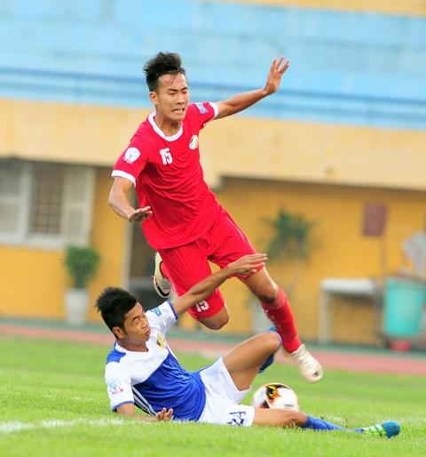 Tuyen thu U20 Viet Nam chan thuong nang o Cup quoc gia hinh anh 3