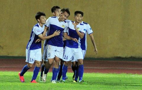 Tuyen thu U20 Viet Nam chan thuong nang o Cup quoc gia hinh anh 7