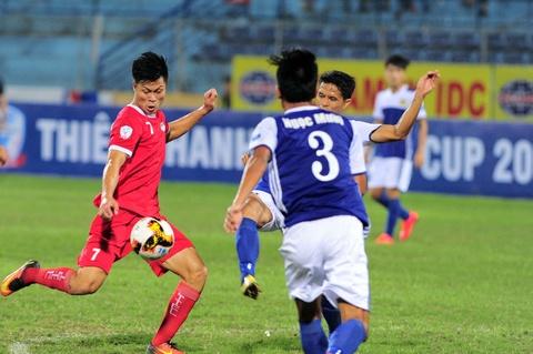 Tuyen thu U20 Viet Nam chan thuong nang o Cup quoc gia hinh anh 8