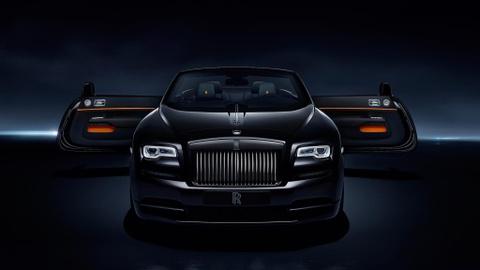 Rolls-Royce Dawn Black Badge - xe sieu sang cho dai gia tre hinh anh