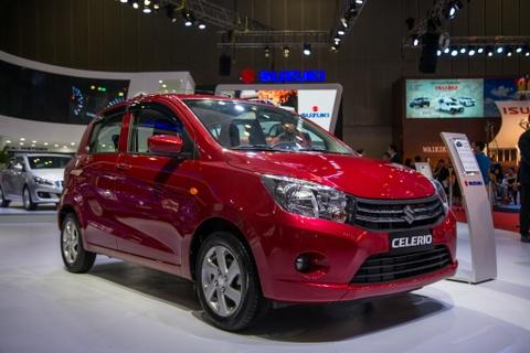 Suzuki Celerio - them lua chon phan khuc hatchback hinh anh