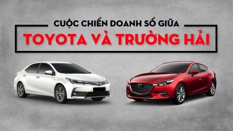 Toyota lay lai vi tri dan dau tu Truong Hai hinh anh