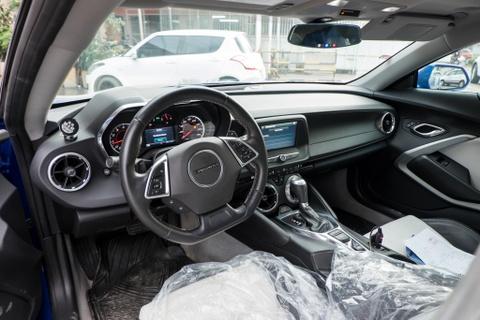 Chevrolet Camaro do phong cach ZL1 tai Sai Gon hinh anh 7