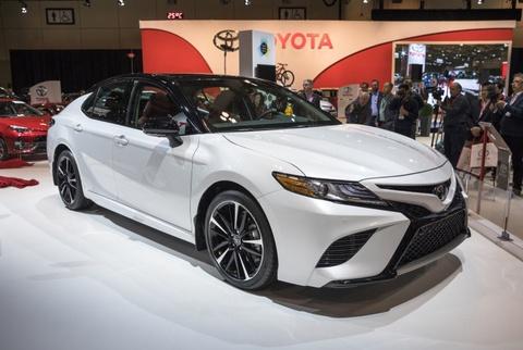 Toyota va Lexus dan dau ve chi so hai long tai My hinh anh