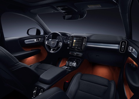 Volvo XC40: Thach thuc Audi Q3 hinh anh 5
