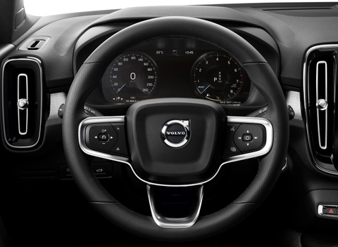 Volvo XC40: Thach thuc Audi Q3 hinh anh 6